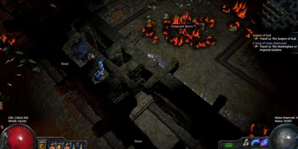 GGG does not prohibit players with disabilities from using macros to play Path of Exile