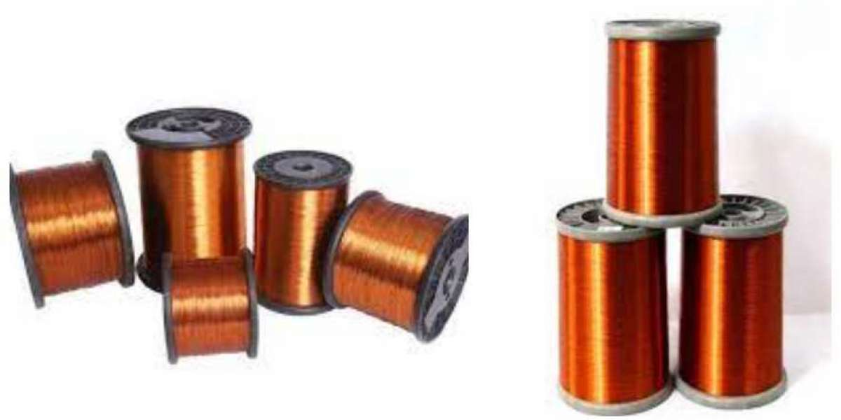 The Difference between Enameled Wire and Electromagnetic Wire