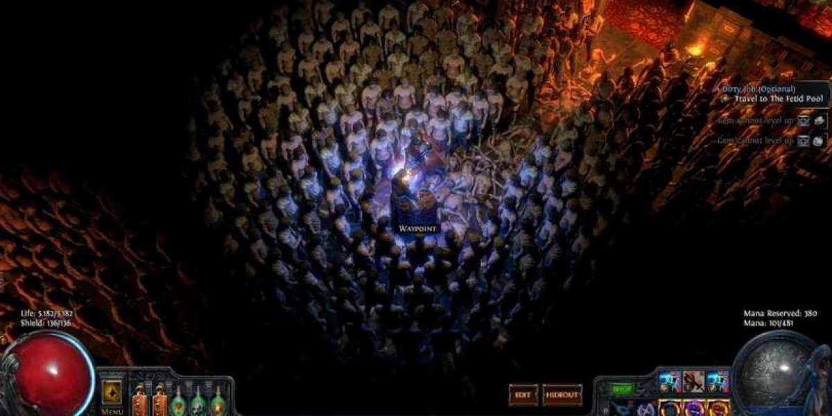 Path of Exile gets the expansion pack 3.15 release window