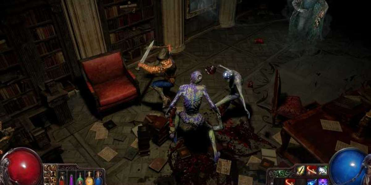 Path of Exile offers purchase cursors